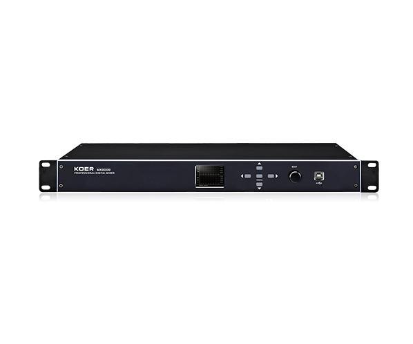 科尔KOER MX8008 智能会议音频矩阵 极客章鱼